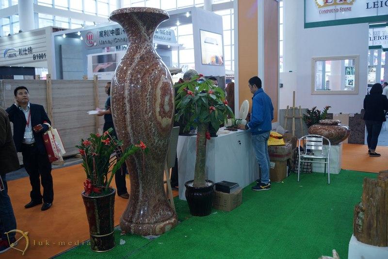 Xiamen Stone Fair 2016 участники