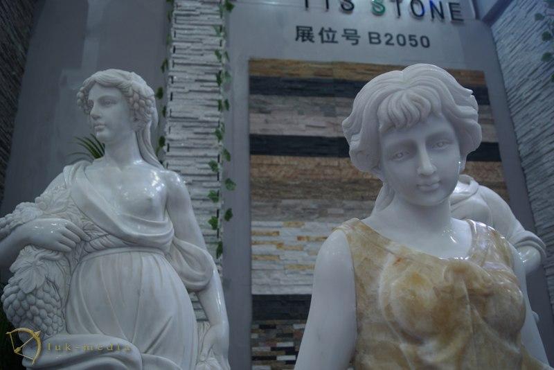 Xiamen Stone Fair 2016 выставка камня