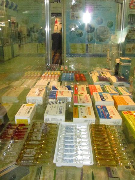 аптека выставка 2012