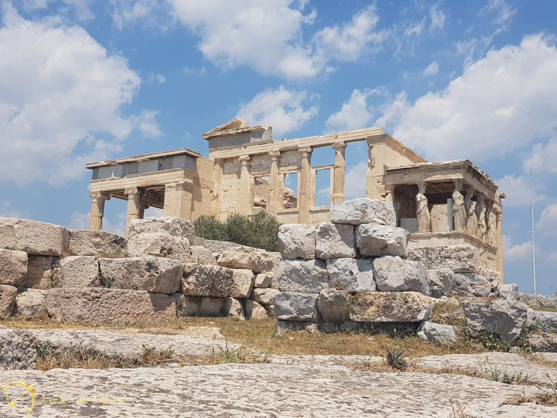 Афинский Акрополь