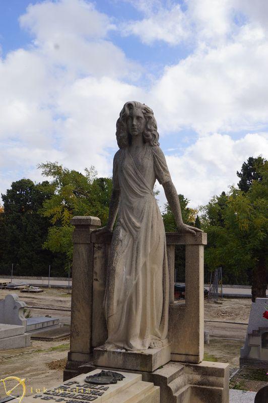 Кладбище Альмудена, часть первая
