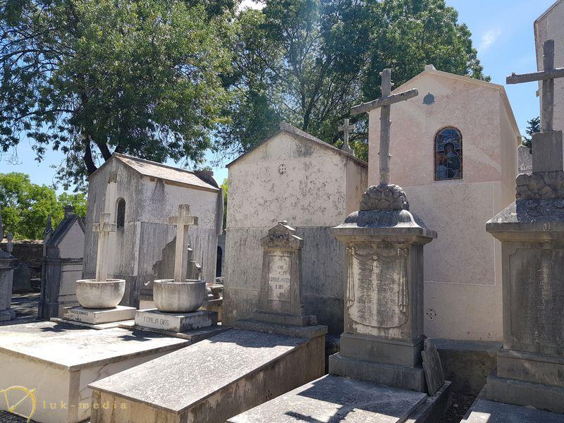 Кладбище Алту ди Сао Жоао, часть вторая