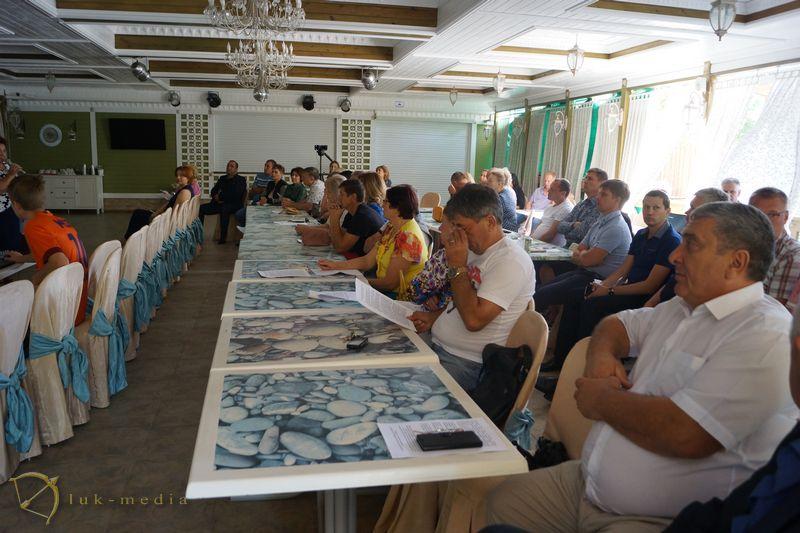 Круглый стол в Анапе