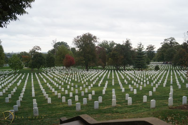 Арлингтонское кладбище