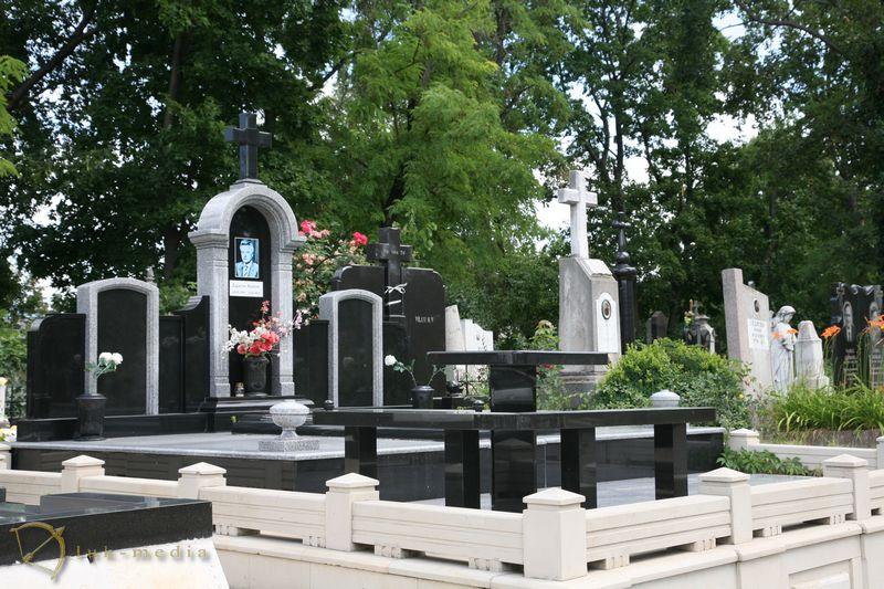 Армянское кладбище Кишинева