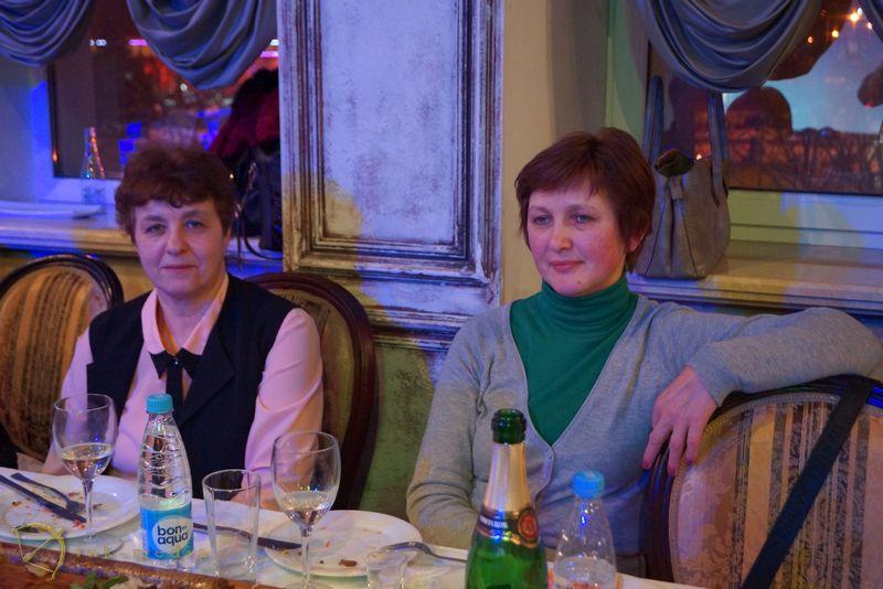 Банкет для участников выставки в Минске