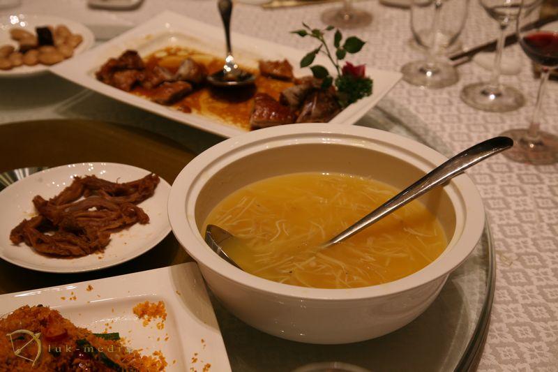 Званый ужин в Сямыне
