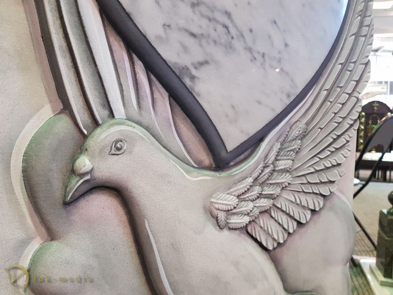 Открытие памятника прокурорам