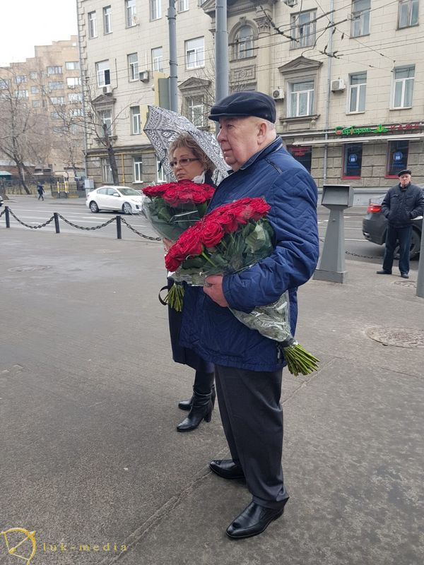 Прощание с Алексеем Булдаковым