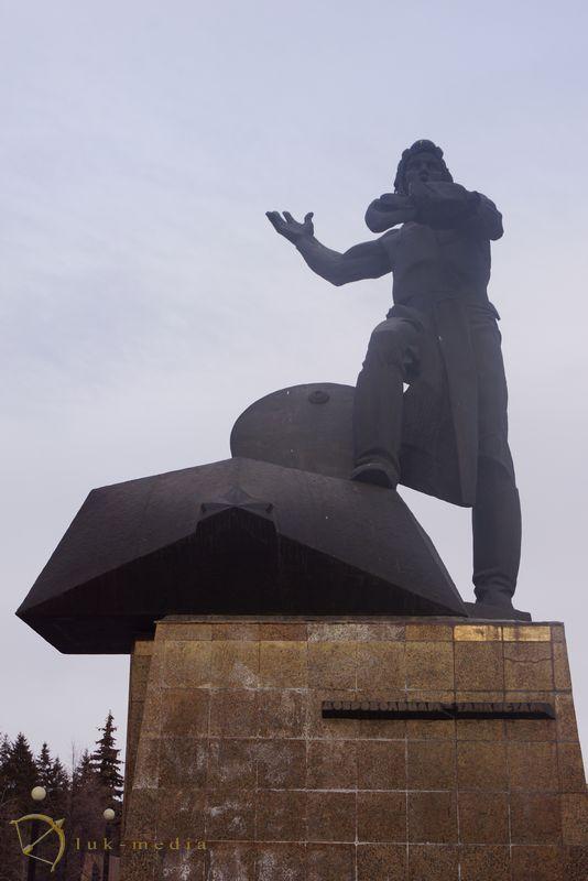 Экскурсия для участников выставки Некрополь Урал-2017
