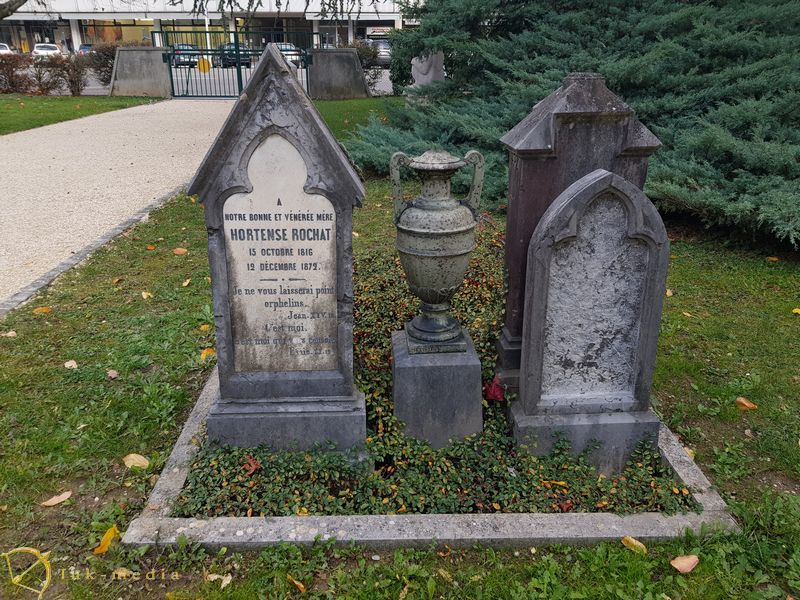 Женевское кладбище часть первая