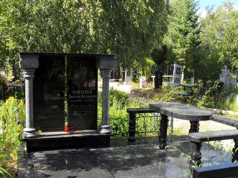 Кладбище Дойна в Кишинёве