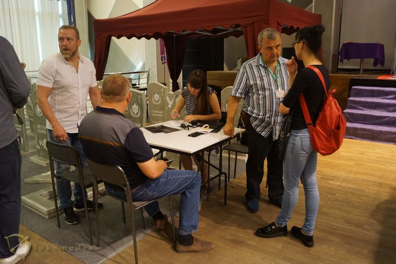 Выставка ритуальные услуги и камнеобработка в Екатеринбурге