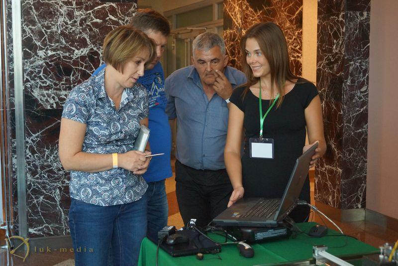 Участники выставки в Екатеринбурге