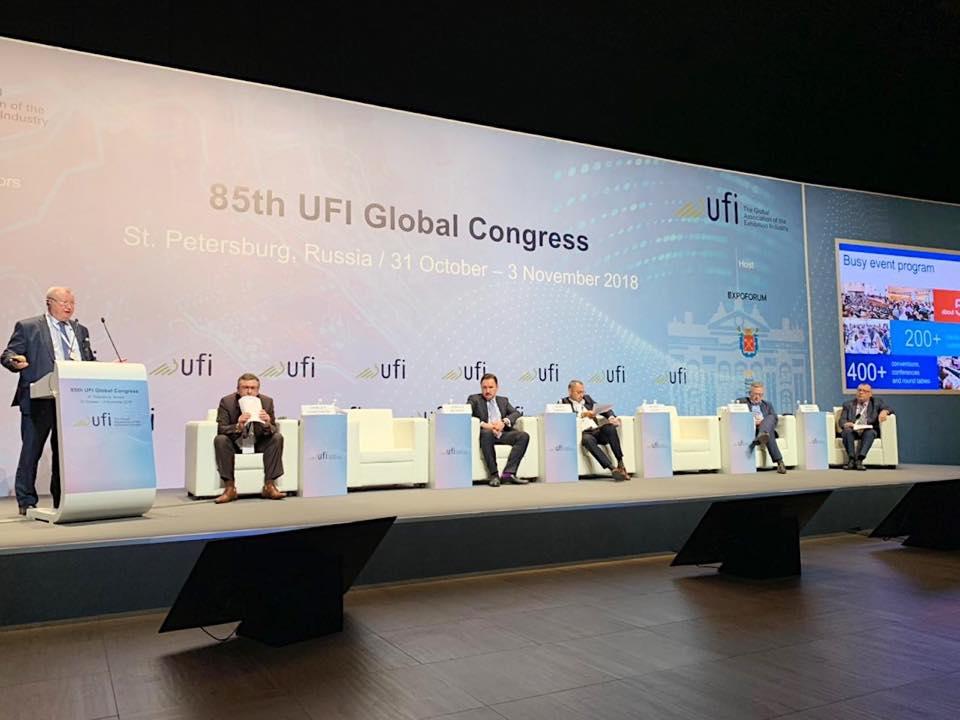 Всемирны конгресс в Санкт-Петербурге