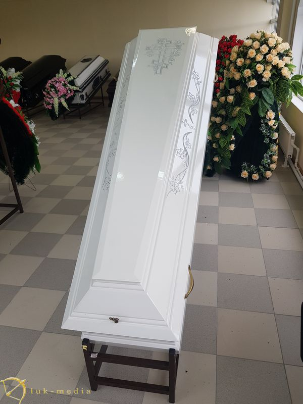 Городской похоронный дом из Санкт-Петербурга