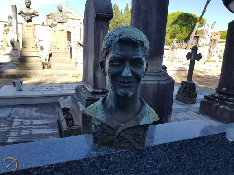 Кладбище Порте-Санте во Флоренции