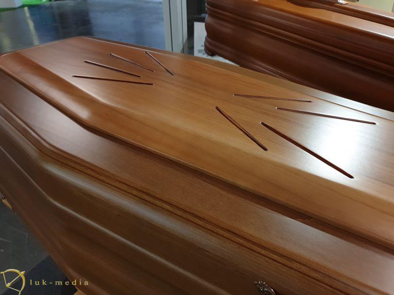 Гробы на выставке в Валенсии, часть вторая