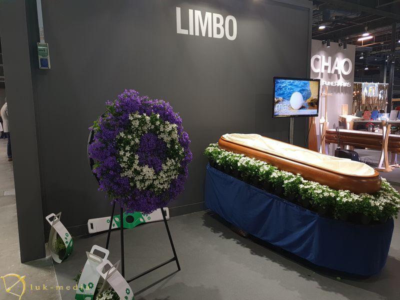15 Funermostra, испанская выставка товаров для похорон в Валенсии