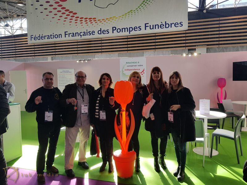Памятники на выставке Funexpo 2018