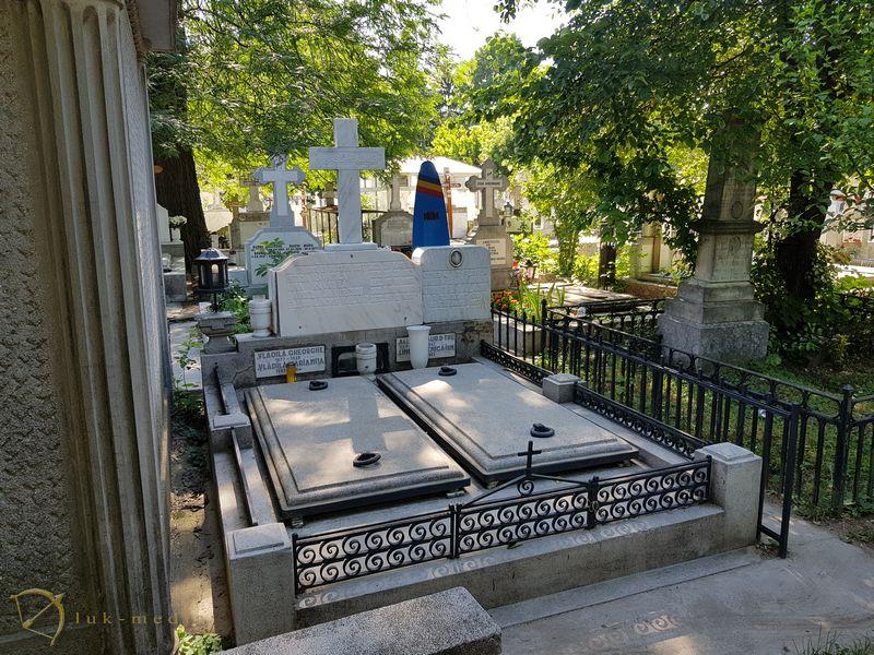 Кладбище Генча