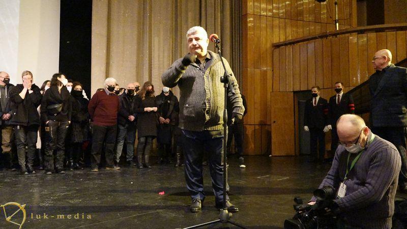 Прощание с Борисом Грачевским