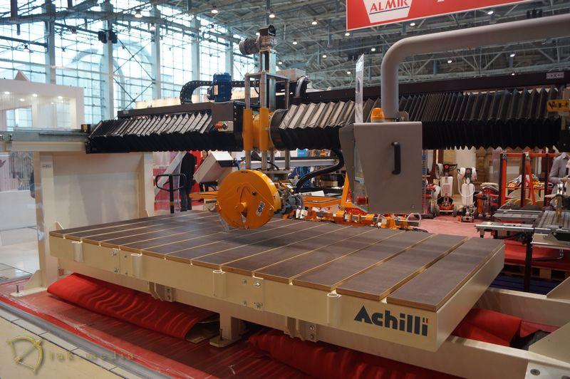 Компания АЛМИР на выставке Индустрия камня