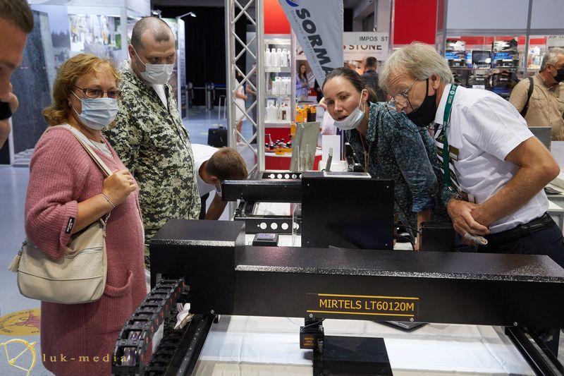 Участники выставки Индустрия камня 2021, часть вторая