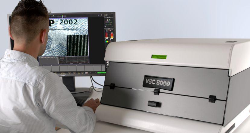 Компания Foster+Freeman, Системы для исследования документов VSC8000, VSC400, VSC40HD, VSC-QC1