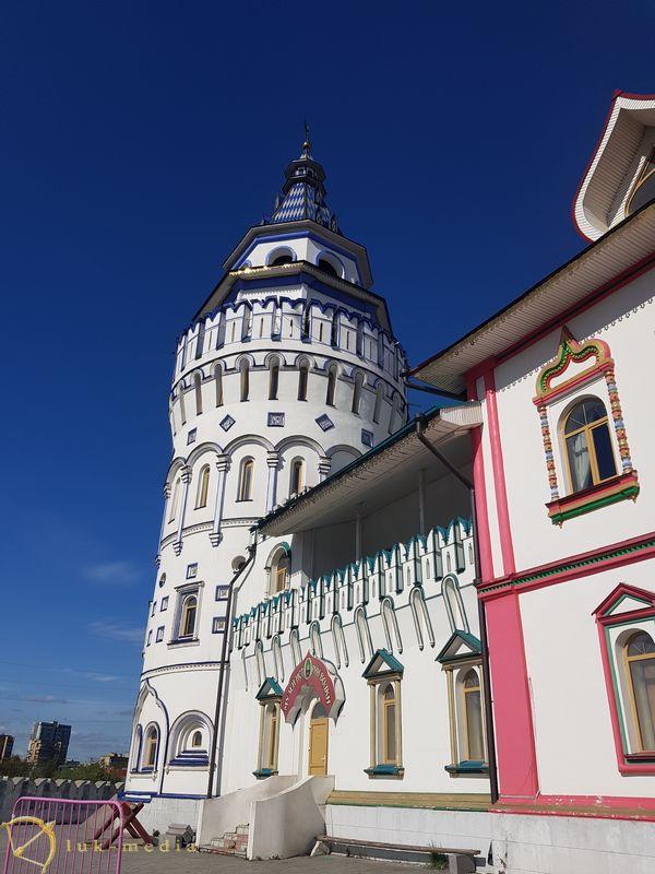 Гостиница Дельта приглашает в Измайловский кремль