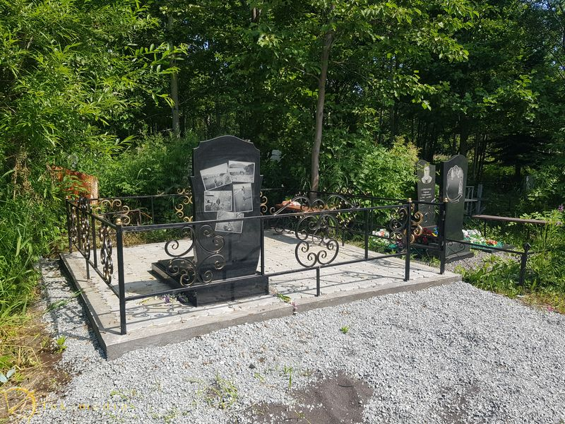 Городское кладбище Петропавловска-Камчатский