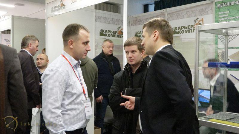 Участники выставки Карельский камень 2019