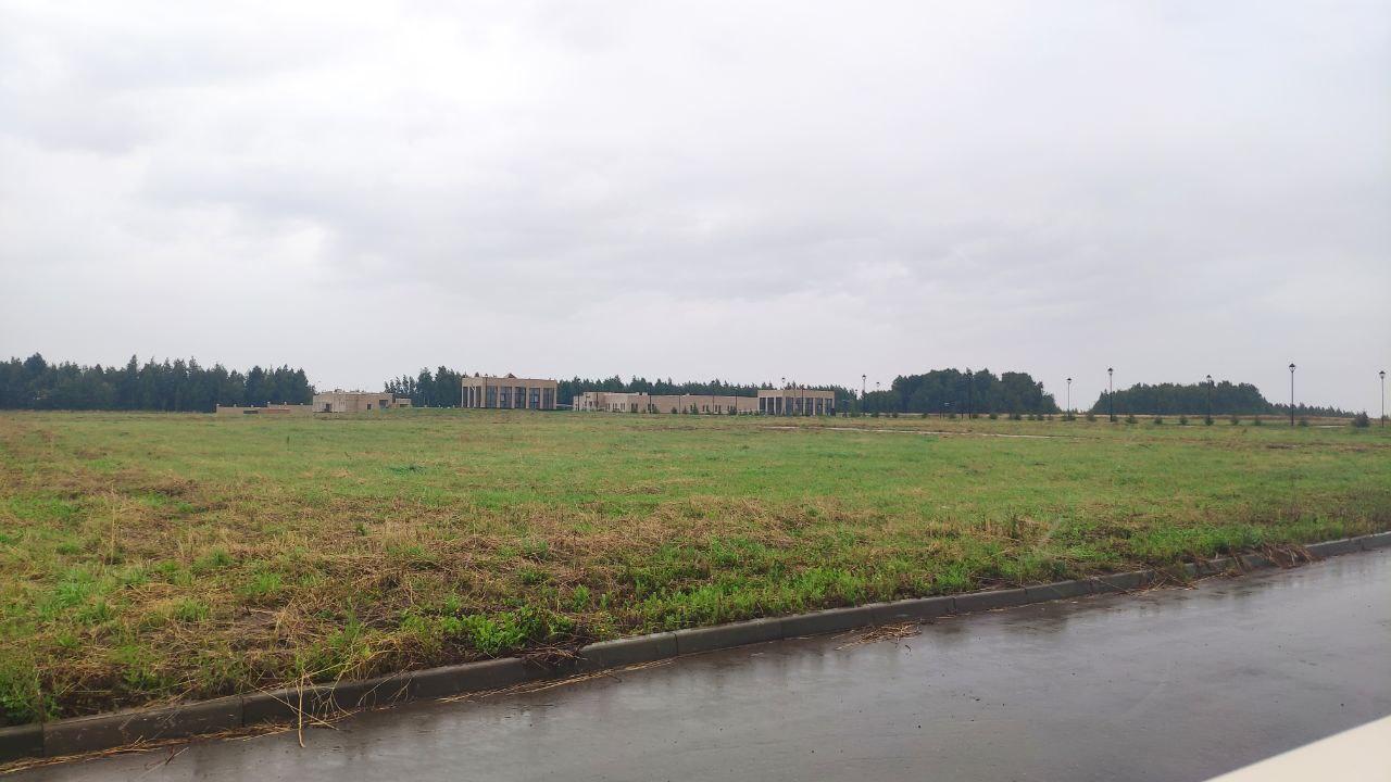 Открытие нового погребального комплекса в Казани