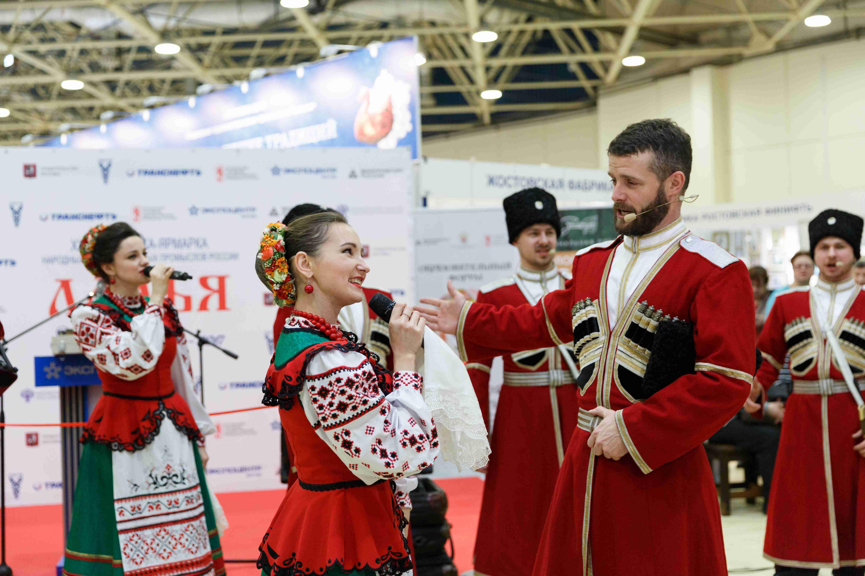 Пресс-релиз выставки Ладья Зимняя сказка 2018