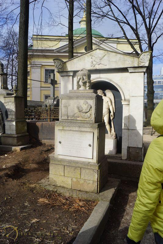 Лазаревскоеское кладбище