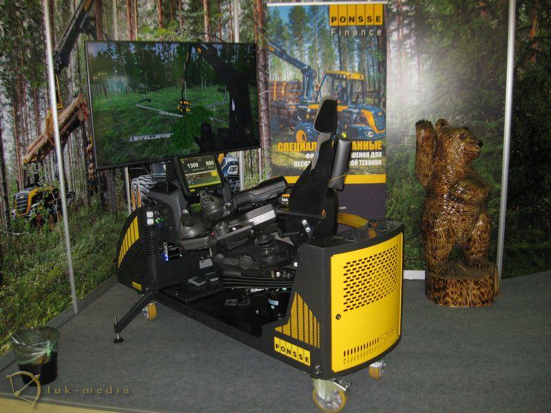 Выставки деревообработки