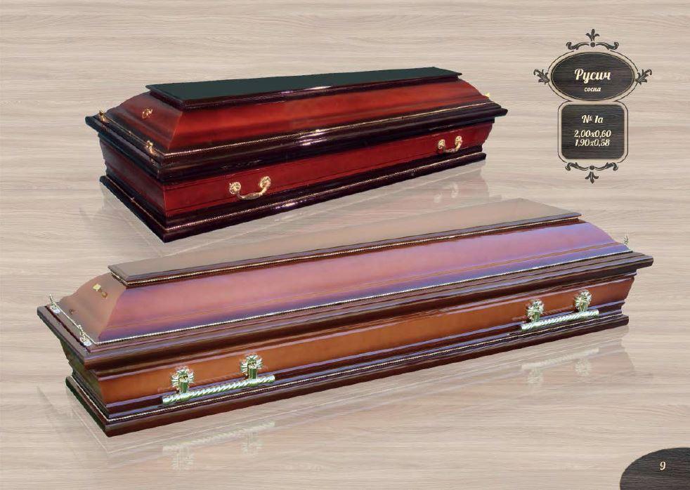 Компания ЛиМоКо производитель гробов