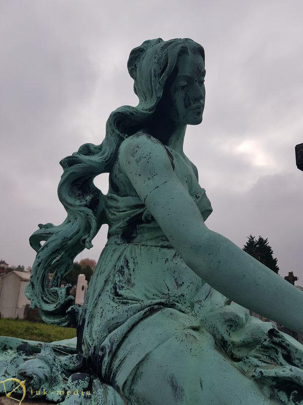 Кладбище в Лионе, часть первая