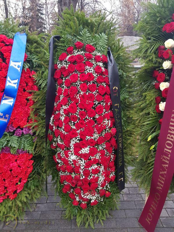 Похороны Лужкова
