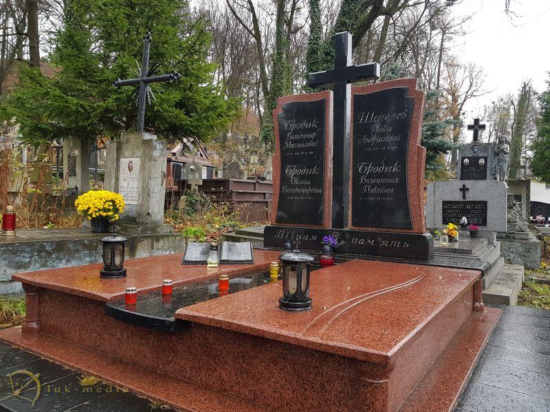 Лычаковское кладбище