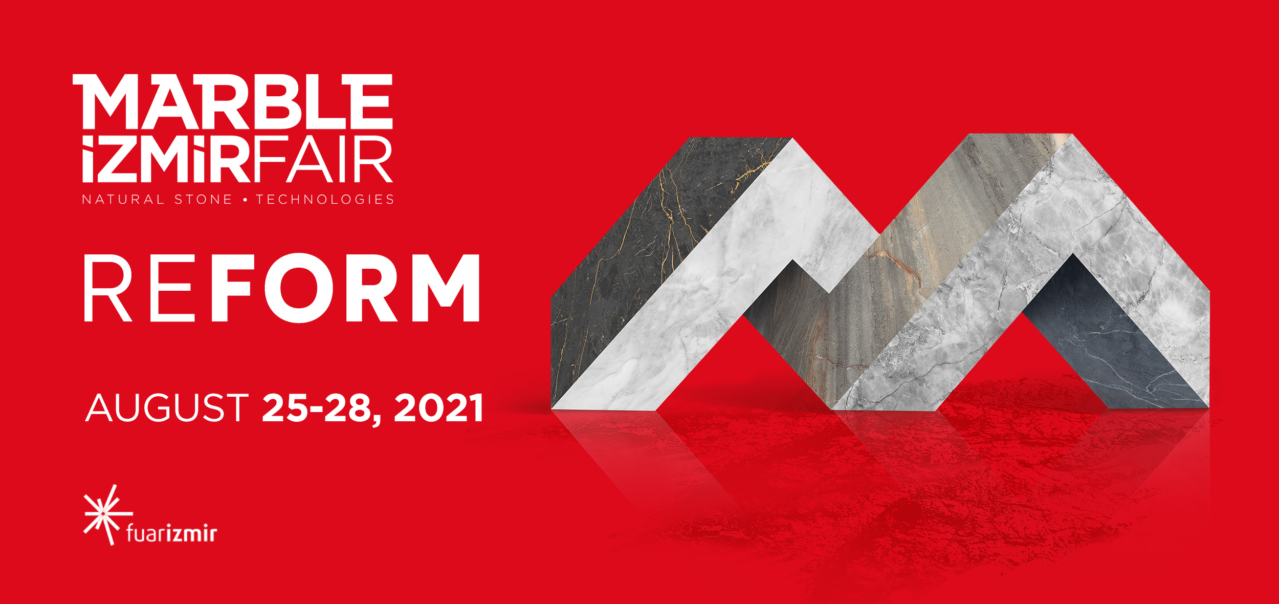 Анонс выставки Marble Izmir 2021