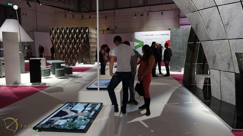 Выставка Marmomac 2017 начала свою работу