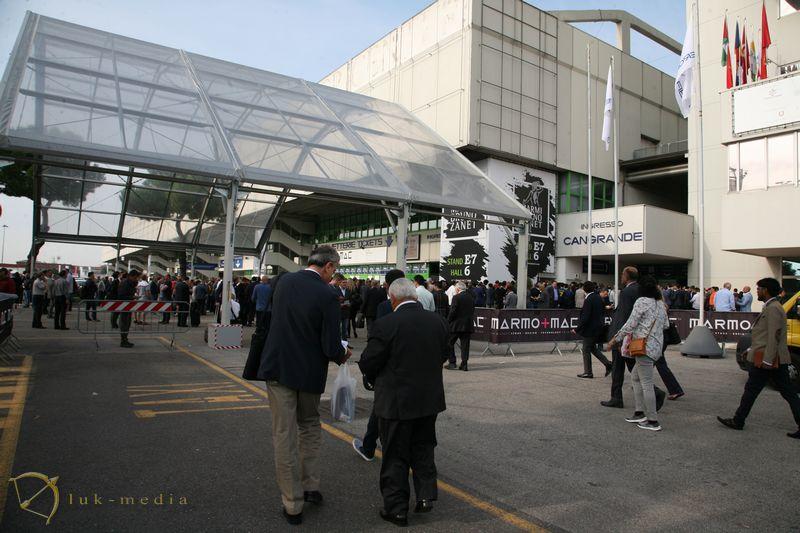 Выставка Мармомак 2017