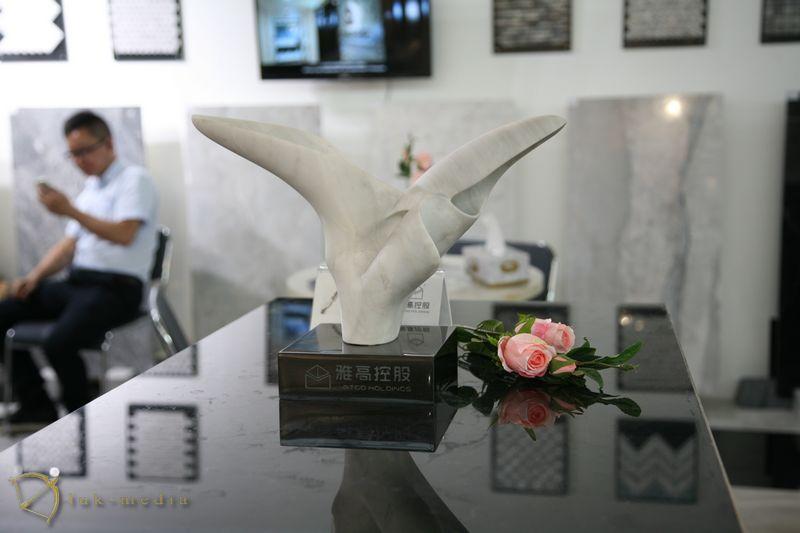 Выставка камня Мармомак 2017