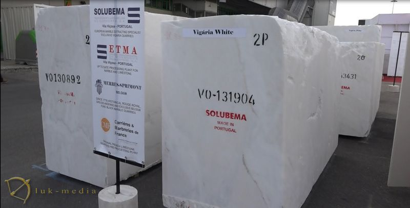 Мармомак 2017 выставка в Вероне
