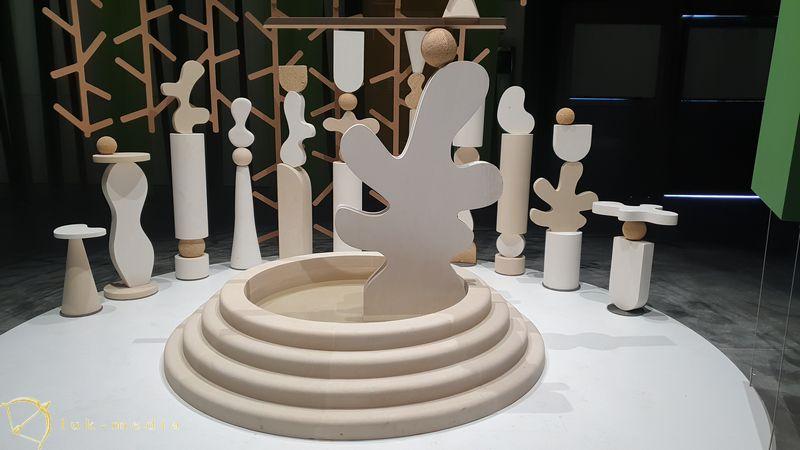 Выставка камня MARMO+MAC 2019 в Вероне, Камень в интерьере, часть вторая
