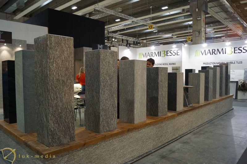 Выставка камня MARMO+MAC 2019 в Вероне, Камень в интерьере, часть третья