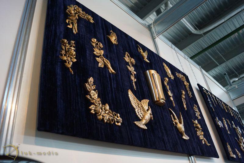 Открытие выставки Мемориал Камнеобработка 2017