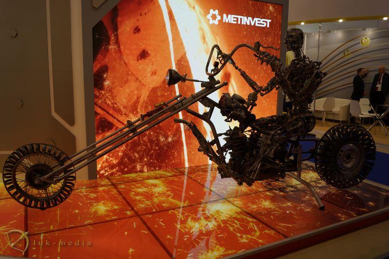 Выставка Металлэкспо 2017