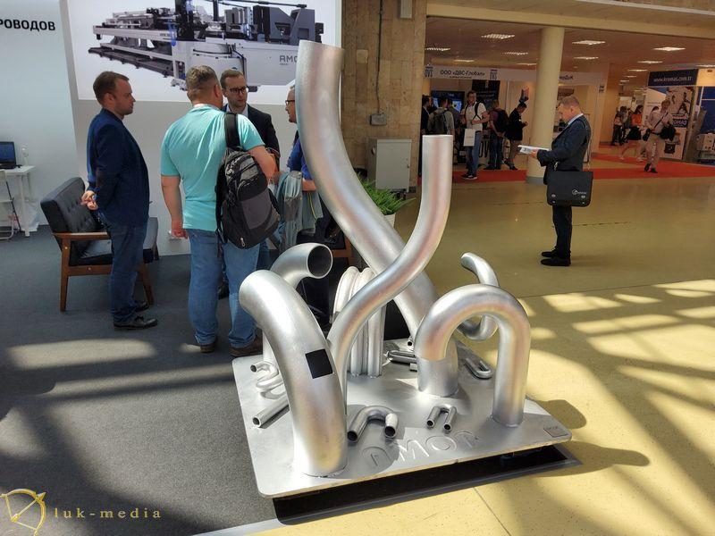 Выставка металлообработка 2021